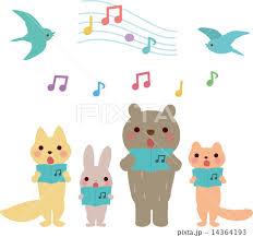 「歌う イラスト」の画像検索結果