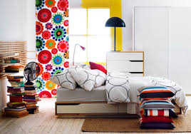 Small Space Bedroom Interior Design Modern Bright Colourful Bedroom Interior Design Ideas With