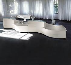 Luna | Reception desks | Sinetica Industries