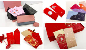 Ang Pow Design 2019 Video Chinese New Year 2019 The Best Red Packet Designs In