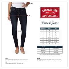 Husky Pants Size Chart 57 Complete Denizen Jeans Size Chart