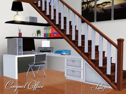 under stairs office. Under Stairs Office V