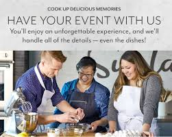 Cooking Classes Private Events Sur La Table