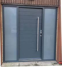 Front Doors  Modern Wood Front Door Designs Modern Timber Front Solid Wood Contemporary Front Doors Uk