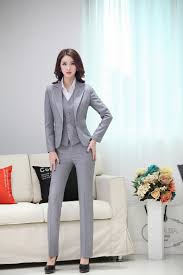 2016 women high quality suit set office ladies work wear women ol buy elegant 2015 womens business suit formal office suit 3 pcs set women`s blazer jacekt coat vest pants office uniform design from reliable suit linen