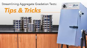 Aggregate Gradation Testing Tips And Tricks Gilson Co