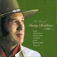 Marty Robbins · Best of (CD) (2018)