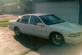 1995 Chevrolet Monte Carlo - Overview - CarGurus