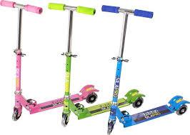 <b>Самокат</b> Silapro, детский, <b>3</b>-<b>колесный</b>, синий, 50 кг — купить в ...