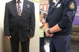 Hospital Security Guard Sydney Hospital Security Guards Shun New 700 Uniforms Abc News