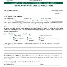 Sample Rental Application Form Mesmerizing Room Rental Lease Agreement Format Related Post Tenancy Template For