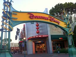 Image result for downtown disney