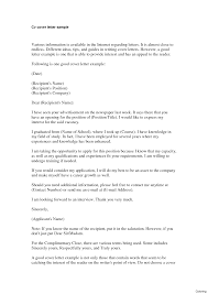 How To Write A Proper Resume And Cover Letter How To Write Teacher Resume Cover Letter Art Images Examples A For 17