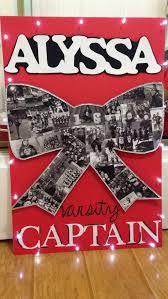 Senior Night Poster For Cheer Senior Night Gifts Senior