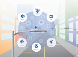 ge led lighting for intelligent cities