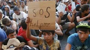 Resultado de imagem para refugiados fotos