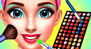 fun baby princess makeover care kids games play learn colors makeup for children