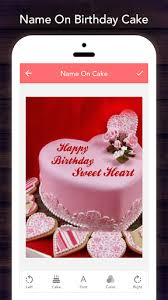 Download Name On Cake Google Play Softwares Ad89mo3y4sm6 Mobile9
