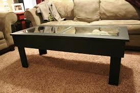 image of shadow box coffee table ikea