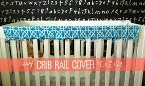 Later Gator Crafts: Crib Rail Covers | Baby DIY | Pinterest ...