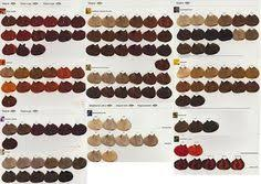 Nutrilux Hair Colour Chart List Of Pinterest Majirel Cool Cover Chart Images Majirel