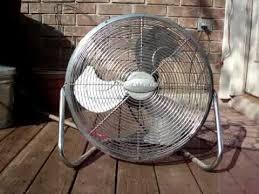 21 lakewood floor fan w new motor