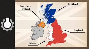 British Isles Venn Diagram The Difference Between The United Kingdom Great Britain And England Explained