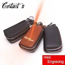 Detail Feedback Questions about <b>Genuine Leather Car Key</b> Holder ...