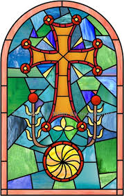 Image result for stained glass window church