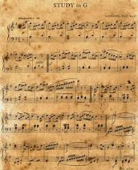 printable vintage sheet music free printable pdf music sheet for your crafty ideas ie gift
