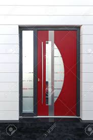 office entrance doors. Office Entrance Doors. Excellent Red Door With Glass Modern Stock Photo Layout Doors O