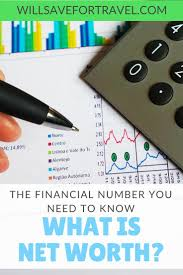What Is Net Worth And How To Calculate It Debt Free Community