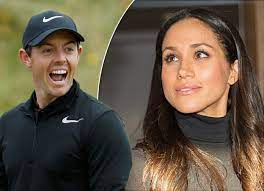 Rory McIlroy once dated Meghan Markle, here's proof... | GolfMagic