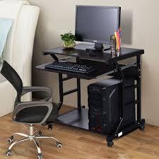 computer desktop furniture. Costway Desk Computer Table Home Office Furniture Workstation Laptop Student Study 2 Desktop M