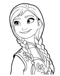 Small Picture Frozen coloring pages elsa and anna ColoringStar