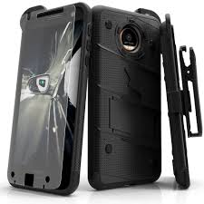 motorola moto z black. zizo bolt defender motorola moto z force droid case - black/black myphonecase.com black l