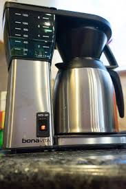 bonavita coffee maker versus the technivorm moccamaster