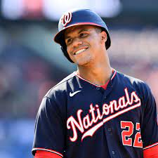 Washington Nationals' lineup for 1st of ...
