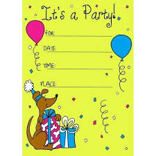 Online Birthday Cards For Kids Online Birthday Invitations Kids Free Packed With Kids Birthday