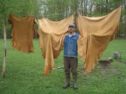 just look at the quality and size of these hides