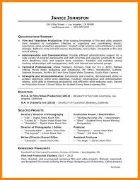 Photographer Resume Objective 100 Objective Sample For Resumes Emails Sample 91