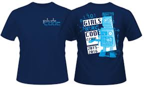 Code Blue Designs Girls Who Code Archives Derek Price Graphic Designer