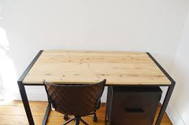 timber office desk. Office Desk, Steel And Timber Design ! Brand New Stock! Desk S