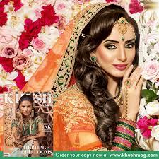 khush magazine spring 2016 makeup hair by farah s
