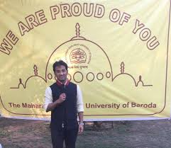 perfect marriage gift for mba student pranav shah receiving the gold medal in 67th annual convocation