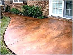 patio floor paint concrete painting and coating outdoor exterior how to slabs fabulous painted concrete