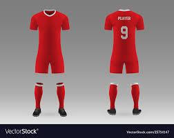 Soccer Kit Designer 3d Realistic Template Soccer Kit
