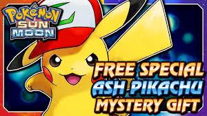 Pokemon Sun Mystery Gift Codes 2019 – Cute766