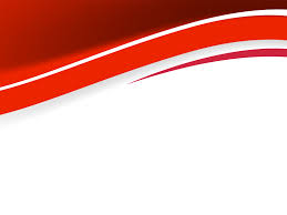Red Ppt Business Wave Powerpoint Templates Business Finance Red