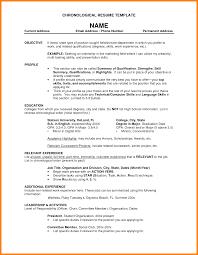 10 Cv Work Experience Example Buyer Resume